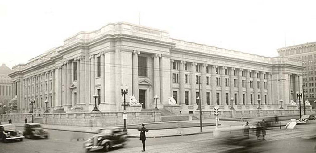 1905 Birch Bayh Federal Building and U.S. Courthouse